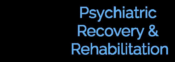 Psychiatric Recovery & Rehabilitation Logo